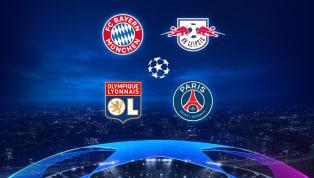 Tứ kết Champions League đã diễn ra với quá nhiều bất ngờ, và 4 cái tên cuối cùng lại đến từ 2 giải vô địch quốc gia không được đánh giá cao nhất. Tứ kết...