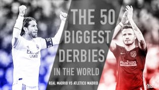 Real Madrid vs Athletico Madrid is one of 90min's 50 Greatest Derbies in the World. Whenever Real Madrid forge a rivalry with another club, politics are...