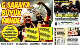 Süper Lig'in 11. hafta karşılaşmaları öncesindeki gelişmeler gazetelerde ağırlıklı olarak yer bulmuş durumda. Çarşamba gününün öne çıkan haber başlıkları şu...