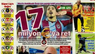 Koronavirüs salgını nedeniyle Süper Lig'e verilen arada kulüplerimizden haberler gazetelerde ağırlıklı olarak yer buldu. Çarşamba gününün öne çıkan haber...