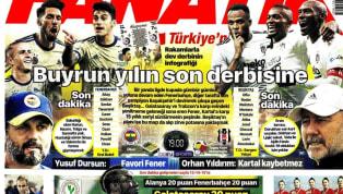 Galatasaray'ın Çaykur Rizespor deplasmanında elde ettiği 4-0'lık galibiyet gazetelerde ağırlıklı olarak yer buldu. Fenerbahçe-Beşiktaş derbisi öncesindeki...