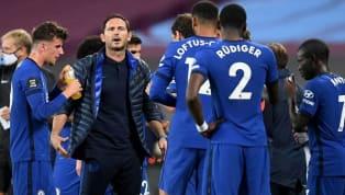 Chelsea nhận thất bại ở cuối trận trước West Ham và giờ đây đội bóng của HLV Frank Lampard có nguy cơ bật bãi khỏi top 4. The Blues có bàn thắng dẫn trước...