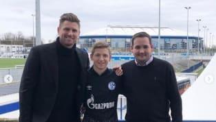 Schalke hat sich erneut Verstärkung für die Knappenschmiede zulegen können: Der 16-jährige Evan Rotundo aus den USA wechselt in die Jugend des S04. Der...