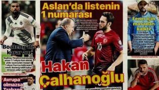 Koronavirüs salgını nedeniyle Süper Lig'e verilen arada kulüplerimizden haberler gazetelerde ağırlıklı olarak yer buldu. Salı gününün öne çıkan haber...