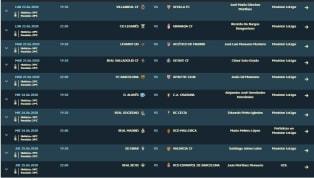 A lo largo del día de hoy se completará la jornada 30 de LaLiga, a la que le restan tres encuentros. El primero, a las 14:00h, llevará al Deportivo Alavés a...
