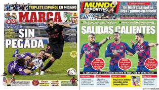 El Real Madrid debutó en LaLiga ante la Real Sociedad sin capaz de hacer ni un solo gol; Zidane, además, hizo debutar a dos canteranos antes de darle minutos...