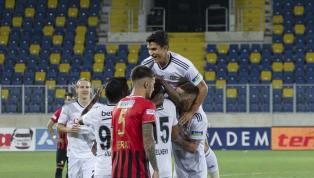 34. hafta randevusunda Gençlerbirliği'ni 3-0 mağlup eden Beşiktaş, Demir Grup Sivasspor'un Göztepe'ye 3-1 mağlup olmasıyla sezonu 3. sırada bitirdi. Bu kadar...