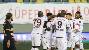 Süper Lig'de 10. haftanın zorlu randevusunda dış sahada karşı karşıya geldiğiAnkaragücü'nü Trabzonspor 1-0 mağlup etti. Konuk ekibe galibiyeti getiren golü;...