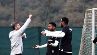 Sabah'ta yer alan habere göre; Beşiktaş, yabancı kontenjanı sebebiyle Kanalı forvet Larin ile Hollandalı kanat oyuncusu Lens'i gözden çıkardı. Beşiktaş'ta...