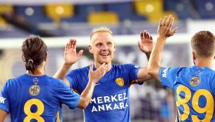 Spor Toto Süper Lig'in 33. hafta randevusunda Fraport TAV Antalyaspor'a 1-0 mağlup olan Ankaragücü bu sezon lige veda eden ilk ekip oldu. Lige verilen aranın...