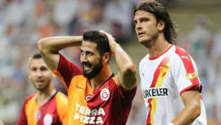 Galatasaray ile Göztepe arasında dün akşam oynanan 33. hafta randevusu çok ilginç geçti. Ligde hedeflerinden uzaklaşan iki ekibin randevusunda güçlü olan 3...