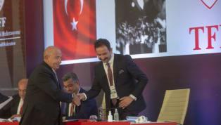 """Türkiye Futbol Federasyonu Başkanı Nihat Özdemir, ligi 16 Mayıs'ta bitirmek zorunda olduklarını söyledi. Özdemir, kulüplere """"Gerekirse altyapıdan da oyuncu..."""