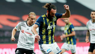 Spor Toto Süper Lig'de 33. haftanın dev randevusunda Beşiktaş kendi evinde Fenerbahçe'yi 2-0 mağlup ederek üçüncülük iddiasını sürdürdü. Siyah-beyazlı ekip...