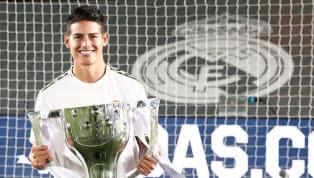 El mediapunta colombiano dejó el Real Madrid para llegar al Everton a coste cero. El usuario de Twitter TotalKroos decidió recopilar algunos datos de sus...