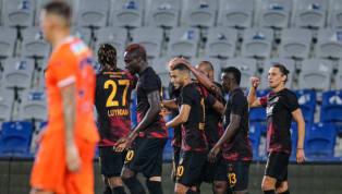 Süper Lig'de 2020-21 sezonun 2. hafta mücadelesindeBaşakşehirileGalatasaraykarşı karşıya geldi. Sarı Kırmızılı ekip sahadan 0-2'lık galibiyetle ayrılmayı...