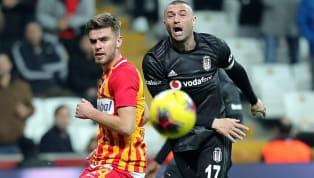 Spor Toto Süper Lig'de 30. haftanın zorlu randevusunda Hes Kablo Kayserispor ileBeşiktaşkozlarını paylaşacak. Saat 21:00'de başlayacak olan karşılaşmaya...