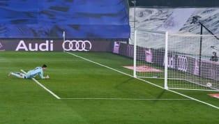 Le portier du Real Madrid a enfoncé les siens en offrant sur un plateau le but du 2-0 à l'attaquant d'Alavés, Joselu. Pourtant auteur d'un match...