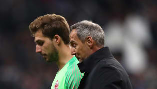 Beim Trainingsauftakt von Eintracht Frankfurt hat SGE-Coach Adi Hütter verbal auf den Tisch gehauen und ein Machtwort in der Causa Kevin Trapp gesprochen....