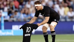 New Zealand's rugby team, the All Blacks, paid an emotional tribute to Diego Maradona ahead of their Tri Nations clash with Argentina on Saturday. Argentine...