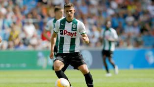 Neuzugang für die Frankfurter Eintracht: Ajdin Hrustic wechselt vom FC Groningen zur SGE und unterschreibt einen Vertrag bis 2023. Das Interesse am 24 Jahre...