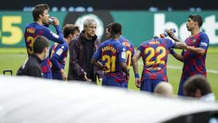 L'entraîneur catalan regrette le manque d'efficacité de ses joueurs en première période après le match nul concédé sur la pelouse du Celta Vigo (2-2). Dans la...