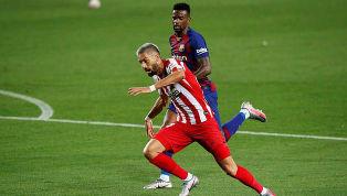 Barcelona bị cầm hòa đáng tiếc trong trận đấu với Atletico Madrid ở vòng 33 La Liga và bàn thua thứ 2 của chủ nhà có ghi vấn xử ép. Khép lại hiệp 1 với tỷ số...