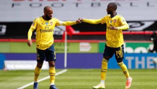 Trận đấu giữa Arsenal và Sheffield United ở Tứ kết FA Cup đã nóng lên ngay từ những phút đầu trận. Chỉ mới 9 phút sau khi bóng lăn, Sheffield đã đưa được bóng...
