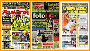 Temsilcilerimizin UEFA Avrupa Ligi 3. ön eleme turu karşılaşmaları öncesindeki gelişmeler gazetelerde ağırlıklı olarak yer buldu. Perşembe gününün öne çıkan...