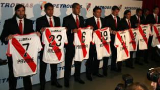 ¿Qué jugadores incorporaban River, Boca, San Lorenzo, Independiente y Racing hace 10 años? 1. River La 2010/11 sería la temporada previa al descenso y a...