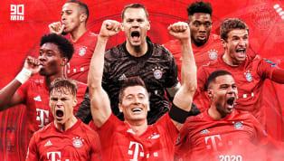 Bayern Munich đánh bại Werder Bremen với tỉ số 1-0 để trở thành nhà vô địch Bundesliga lần thứ tám liên tiếp. Robert Lewandowski đã lập công ghi bàn duy nhất...