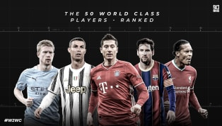 Over the past five weeks we at 90min have defined what a 'world class' footballer is. Using our carefully made #W2WC metric (which you can find here), we...