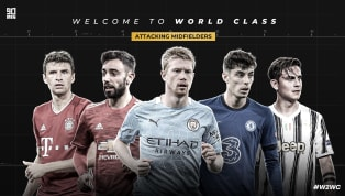 The selections have all been made and 90min's shortlist of attacking midfielders contenders to be considered 'world class' have been whittled down to a final...