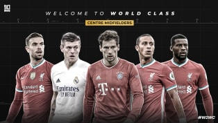 We are now past the halfway mark in 90min's Welcome to World Class series. After ranking the world's best goalkeepers, full-backs, centre-backs and defensive...