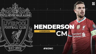 Jordan Henderson has undergone the glow up to end all glow ups. It's proper Hollywood, teenage girl with braces to prom queen level stuff. Henderson has...