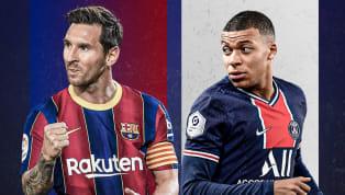 Le PSG entre en lice dans un match déjà crucial pour la suite de sa saison face au Barça, l'occasion d'un duel Mbappé - Messi en l'absence de Neymar. Toute...