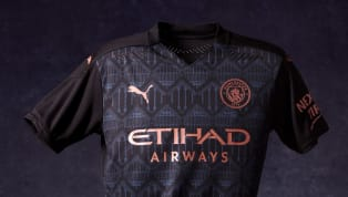 Manchester City have once again teamed up with PUMA to unveil their away kit for the 2020/21 season, which will be available for purchase from Monday 3...