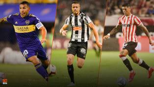 Los últimos movimientos y rumores en el mercado de pases del fútbol argentino. 1. Carlos Tévez (Boca - Olimpia) Manchester City's Paraguayan forward Roq...