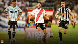 Los jugadors más determinantes que llegaron o cambiaron de club dentro del fútbol argentino. 1. Ignacio Scocco (Newell's) Newell's Old Boys v River Plate -...