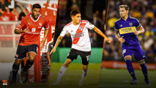 Las últimas novedades y rumores del mercado de pases del fútbol argentino. 1. Juan Fernando Quintero (River) River Plate v Defensa y Justicia - Superliga...