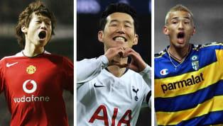 90min gửi tới bạn top 5 ngôi sao Châu Á đã và đang tỏa sáng rực rỡ ở trời Âu, bao gồm những huyền thoại như Park Ji Sung, Hidetoshi Nakata hay những ngôi sao...