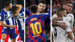 90min gửi tới bạn top 5 song sát lợi hại nhất La Liga mùa bóng 2019-20 này. 1. Lionel Messi - Luis Suarez (31 bàn) Lionel Messi và Luis Suarez vẫn đang kết...