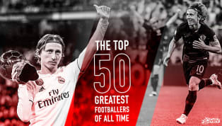 Luka Modric is number 50 in 90min's Top 50 Greatest Footballers of All Time series. 'Why is Luka Modric one of the best footballers of all time?' It's a...