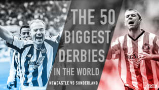 The Tyne-Wear derby is part of 90min's 50 Biggest Derbies in the World Series. It's a well-known fact that England's most passionate football fans come from...