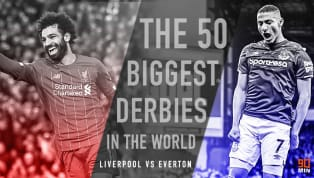 The Merseyside Derby is one of 90min's 50 Greatest Derbies in the World Do 'friendly' rivalries really exist? Can they really exist? Well, perhaps not in the...