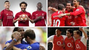 Lịch sử giải Ngoại Hạng Anh luôn xuất hiện những bộ ba khét tiếng, làm say đắm hàng triệu con tim yêu bóng đá. Mới đây, tờ Daily Mail đã xếp hạng 5 bộ ba chất...