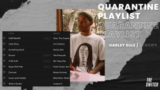list You probably know Harley Sulé as one-half of your mum's favourite hip-hop duo, Rizzle Kicks. Harley, together with bandmate and best mate Jordan Stephens,...
