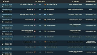El fútbol no tiene pausa, aún no ha concluido la jornada 33 de LaLiga Santander y la mayoría de los clubes de Primera ya están preparando la 34 jornada que se...