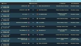 El fútbol no tiene descanso y llega el fin de semana con una nueva jornada de LaLiga Santander, la número 32, que se disputará entre el viernes y el lunes....