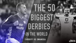 The South Wales derby is part of 90min's 50 Biggest Derbies in the World Series. Isn't Wales a beautiful country? Stunning national parks, dazzling coast...