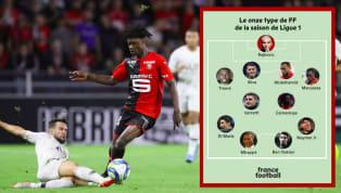 Sau khi Giải vô địch quốc gia Pháp (Ligue 1) chính thức khép lại, France Football đã dùng công thức tính riêng để chọn ra đội hình xuất sắc nhất mùa giải...